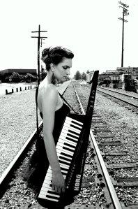 Nikki Hanna photo shoot 1 197edit08bw